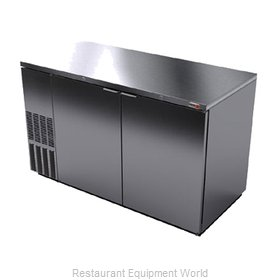 Fagor Refrigeration FBB-59S Backbar Cabinet, Refrigerated