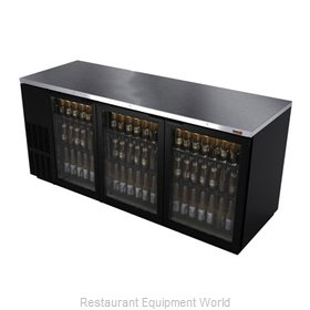 Fagor Refrigeration FBB-79G Backbar Cabinet, Refrigerated