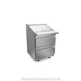 Fagor Refrigeration FMT-27-12-D2-N Refrigerated Counter, Mega Top Sandwich / Sal