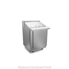 Fagor Refrigeration FMT-27-12-N Refrigerated Counter, Mega Top Sandwich / Salad
