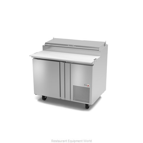 Fagor Refrigeration FPT-46 Refrigerated Counter, Pizza Prep Table
