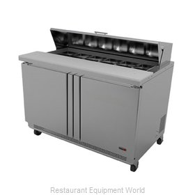 Fagor Refrigeration FST-48-12-N Refrigerated Counter, Sandwich / Salad Top