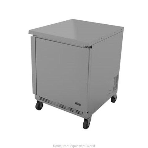 Fagor Refrigeration FUF-27-N Freezer, Undercounter, Reach-In