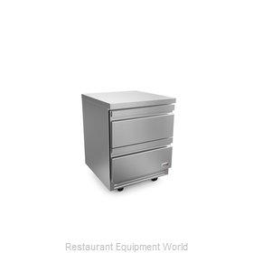 Fagor Refrigeration FUR-27-D2-N Refrigerator, Undercounter, Reach-In