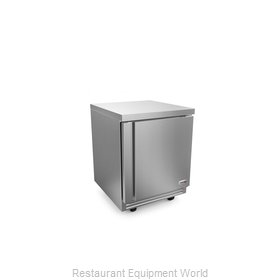 Fagor Refrigeration FUR-27-N Refrigerator, Undercounter, Reach-In