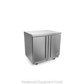 Fagor Refrigeration FUR-36-N Refrigerator, Undercounter, Reach-In