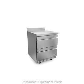 Fagor Refrigeration FWR-27-D2-N Refrigerated Counter, Work Top