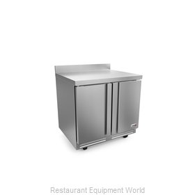 Fagor Refrigeration FWR-36-N Refrigerated Counter, Work Top