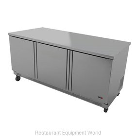 Fagor Refrigeration FWR-72 Refrigerated Counter, Work Top
