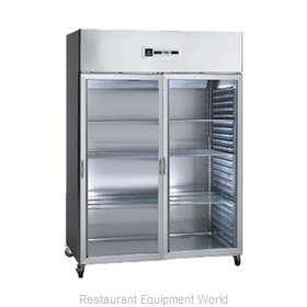 Fagor Refrigeration QR-2G Refrigerator, Reach-in