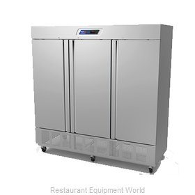 Fagor Refrigeration QVF-3 Freezer, Reach-in