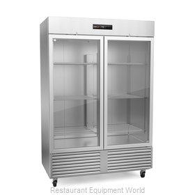 Fagor Refrigeration QVR-2G-N Refrigerator, Reach-In