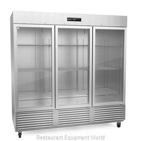Fagor Refrigeration QVR-3G-N Refrigerator, Reach-In