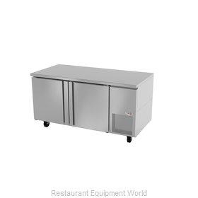 Fagor Refrigeration SUR-67 Refrigerator, Undercounter, Reach-In