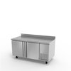 Refrigerador con Superficie de Trabajo <br><span class=fgrey12>(Fagor Refrigeration SWR-67 Refrigerated Counter, Work Top)</span>