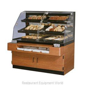 Federal Industries BPFD-54SS Display Case, Non-Refrigerated Bakery
