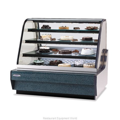 Federal Industries CGHIS-3 Display Case Refrigerated Non-Refrig
