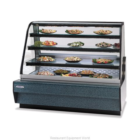 Federal Industries CGHIS-4 Display Case Refrigerated Deli