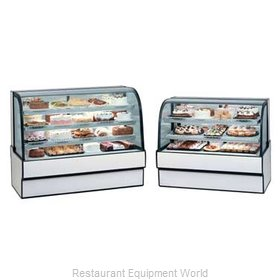 Federal Industries CGR5042 Display Case, Refrigerated Bakery