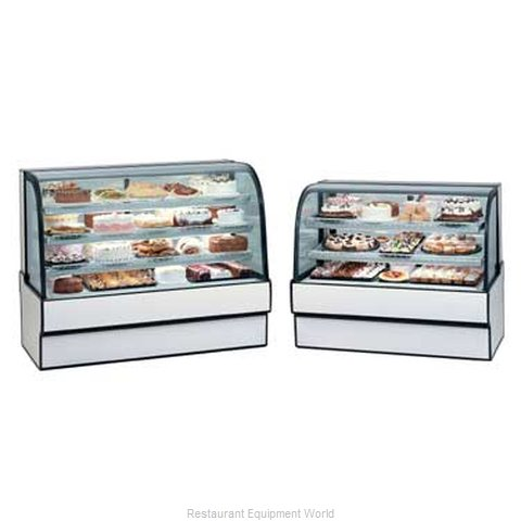 Federal Industries CGR5048 Display Case, Refrigerated Bakery