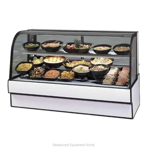 Federal Industries CGR5048CD Display Case, Refrigerated Deli