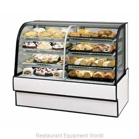 Federal Industries CGR5048DZ Display Case, Refrigerated/Non-Refrig