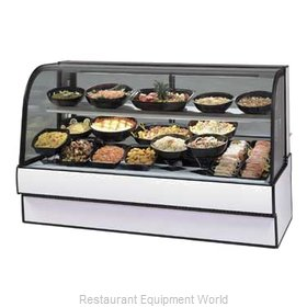 Federal Industries CGR5948CD Display Case, Refrigerated Deli