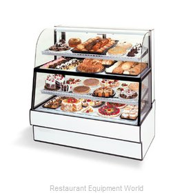 Federal Industries CGR5960DZH Display Case, Refrigerated/Non-Refrig