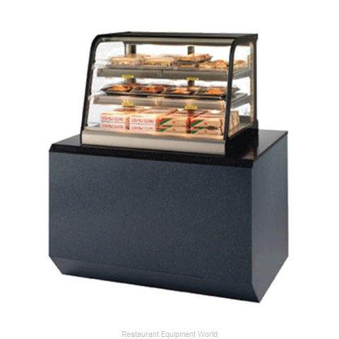Federal Industries CH3628SS Display Case Hot Food Countertop