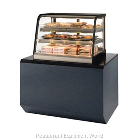 Federal Industries CH4828SS Display Case, Hot Food, Countertop