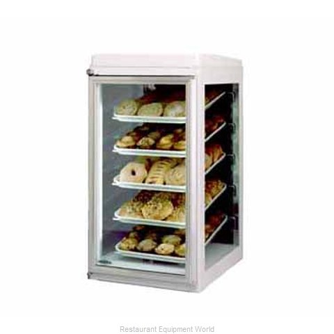 Federal Industries CK-5 Display Case Non-Refrigerated Countertop