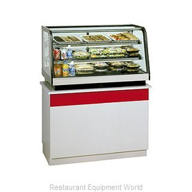 Federal Industries CRB3628 Display Case, Refrigerated Deli, Countertop