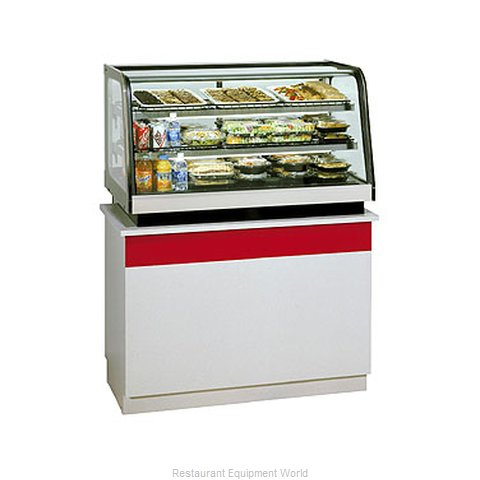 Federal Industries CRB4828 Display Case Refrigerated Deli Countertop