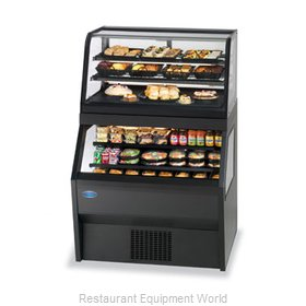 Federal Industries CRR3628/RSS3SC Display Case, Refrigerated, Self-Serve