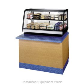 Federal Industries CRR3628SS Display Case, Refrigerated Deli, Countertop
