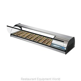 Federal Industries CTS-57 Display Case, Refrigerated Sushi