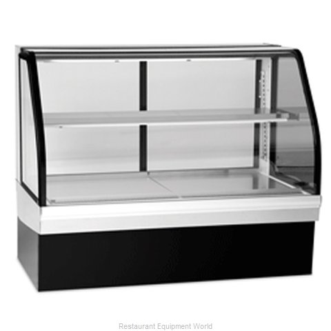 Federal Industries ECGR-59CD Display Case Refrigerated Deli