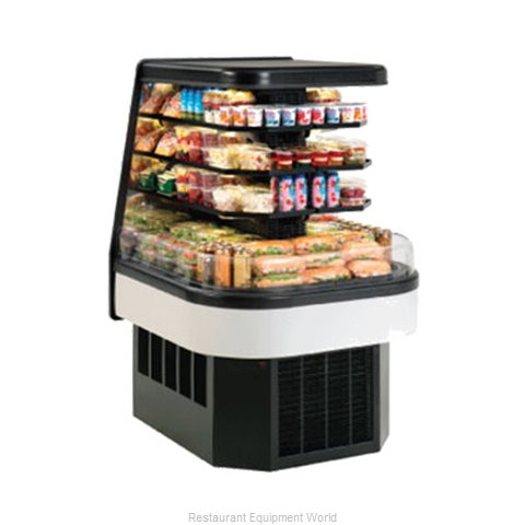 Federal Industries ECSS40SC Display Case Refrigerated Self-Serve