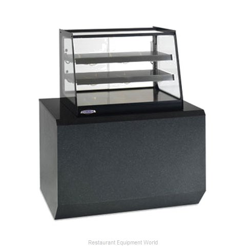 Federal Industries EH-3628 Display Case, Hot Food, Countertop