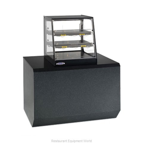 Federal Industries EH-3628SS Display Case Hot Food Countertop