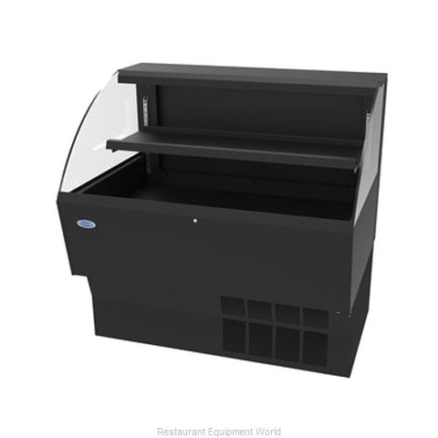 Federal Industries ELPRSS-4 Display Case, Refrigerated, Self-Serve (Magnified)
