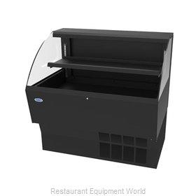 Federal Industries ELPRSS-6 Display Case, Refrigerated, Self-Serve