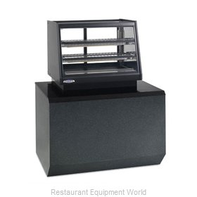 Federal Industries ERR-3628SS Display Case, Refrigerated Deli, Countertop