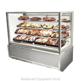 Federal Industries ITD4826-B18 Display Case, Non-Refrigerated Bakery