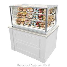 Federal Industries ITR6034 Refrigerated Merchandiser, Drop-In