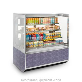 Federal Industries ITRSS4834-B18 Display Case, Refrigerated