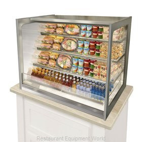 Federal Industries ITRSS4834 Refrigerated Merchandiser, Drop-In