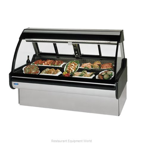 Federal Industries MCG-854-DM Display Case, Red Meat Deli