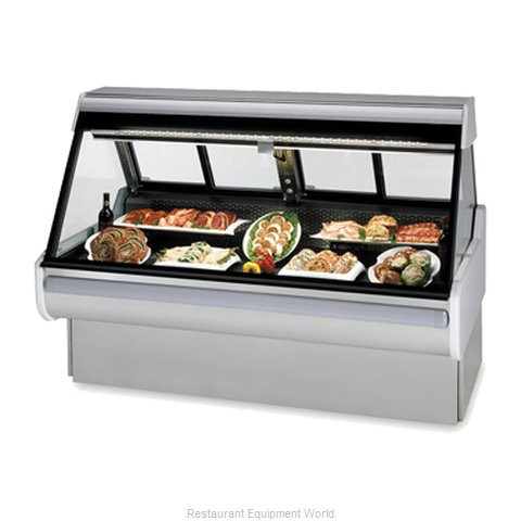 Federal Industries MSG-1054-DM Display Case, Red Meat Deli