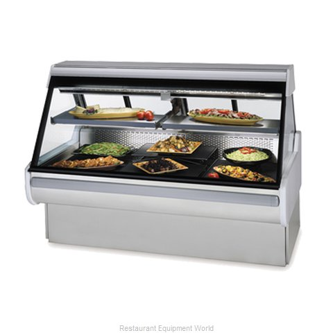 Federal Industries MSG-654-DC Display Case Refrigerated Deli